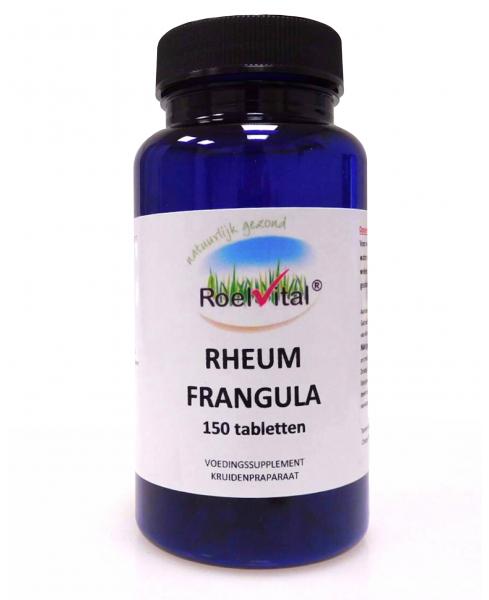 RoelVital Rheum Frangula