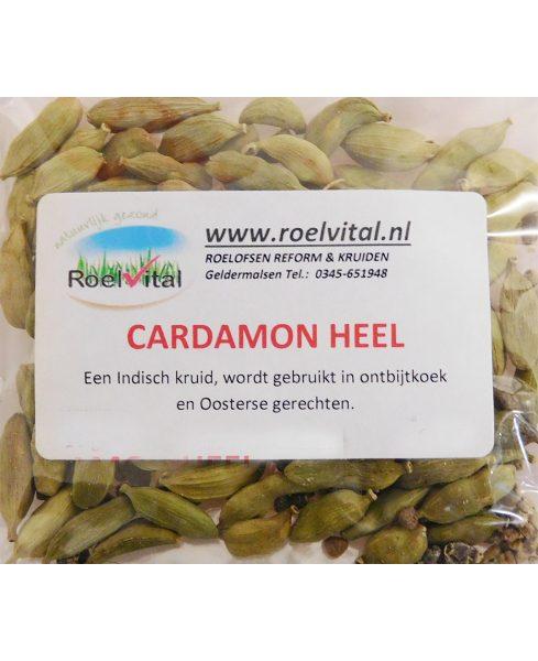 Cardamon Heel