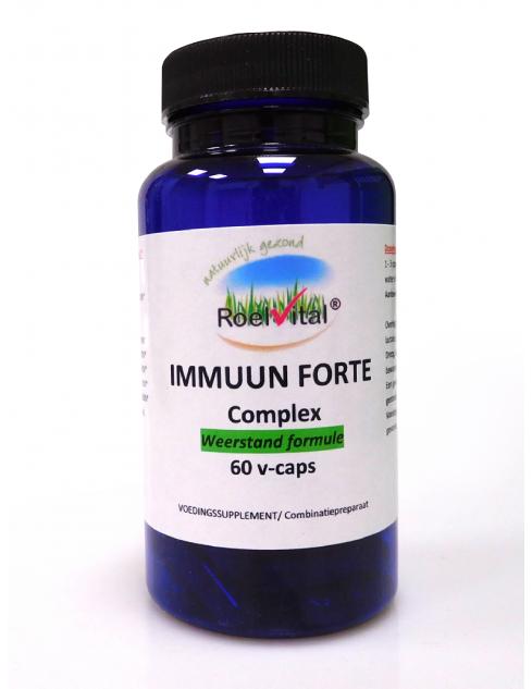 RoelVital Immuun forte complex
