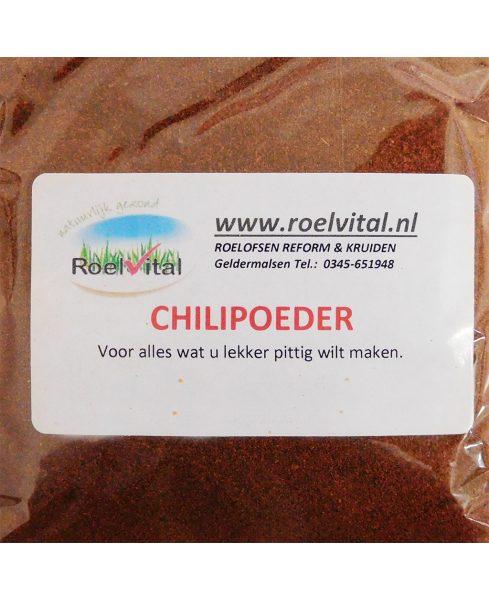 Chilipoeder