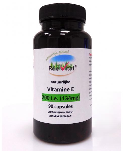 RoelVital Vitamine E 200 i.e