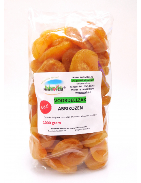 Abrikozen (voordeelpak)