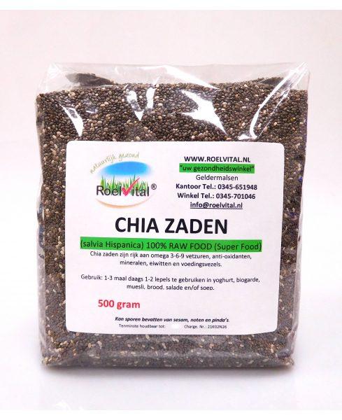 Chia Zaden