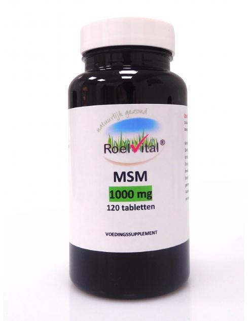 RoelVital MSM 1000 mg