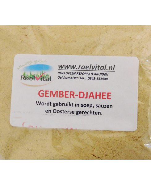 Gember - Djahee