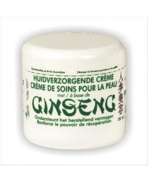 Huidverzorgende Ginseng creme