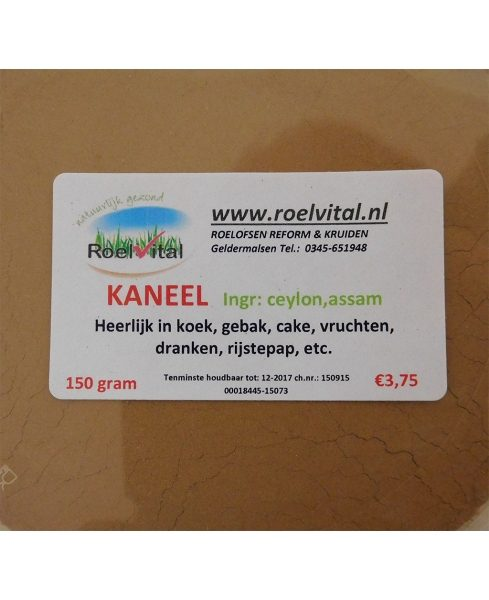 Kaneel (voordeelpak)