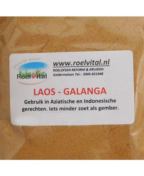 Laos - Galanga