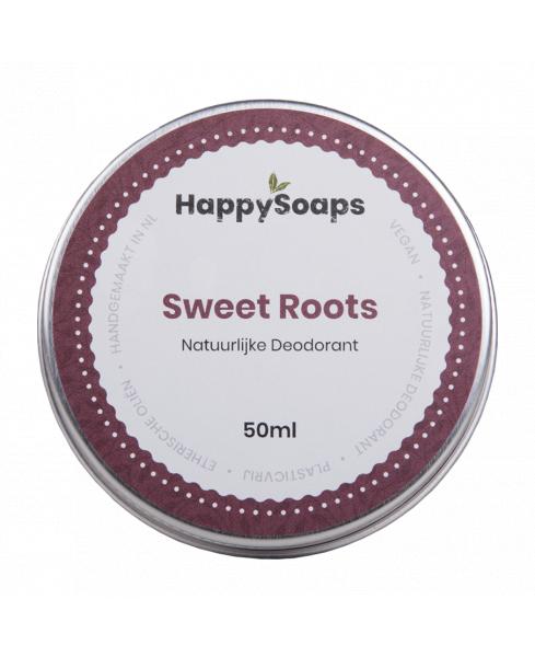 HappySoaps Natuurlijke Deodorant Sweet Roots